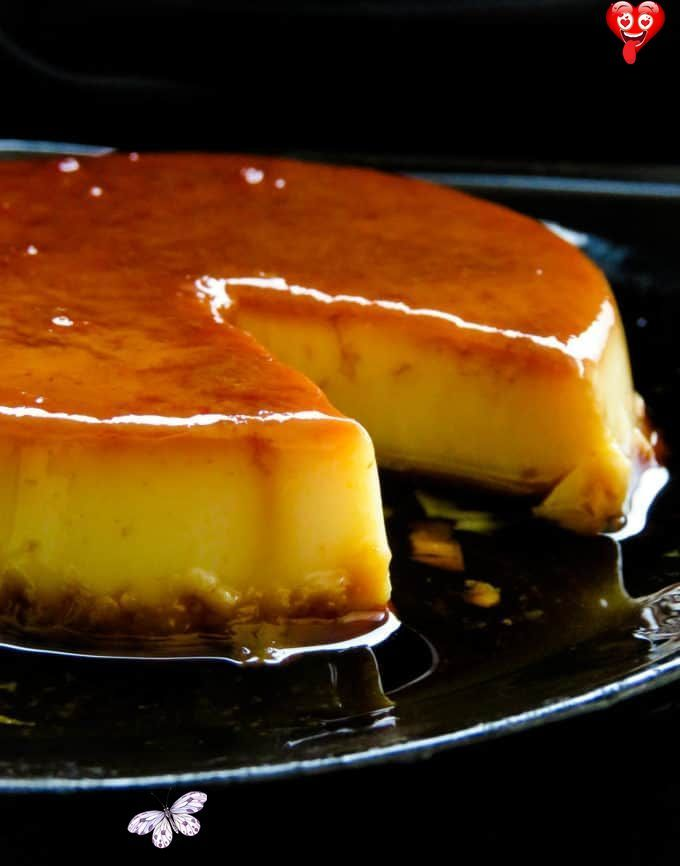 Condensed Milk Baked Caramel Pudding Island Smile Condensed Mi In 2020 Sweetened Condensed Milk Recipes Condensed Milk Recipes Desserts Recipes Using Condensed Milk