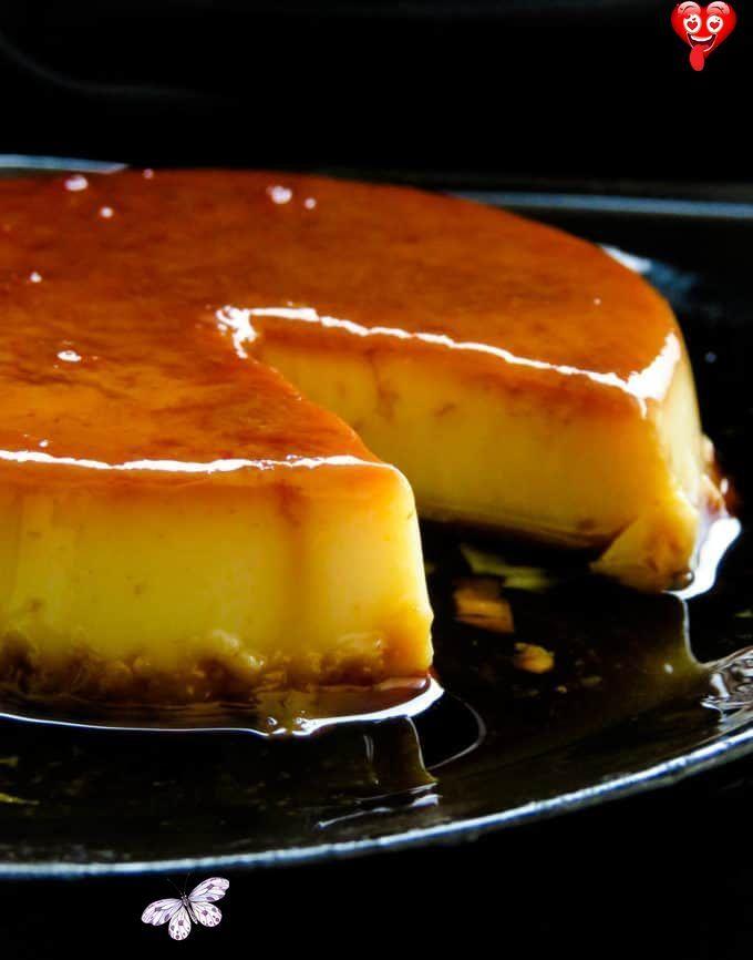 Condensed Milk Baked Caramel Pudding Island Smile Condensed Mi In 2020 Sweetened Condensed Milk Recipes Condensed Milk Recipes Desserts Recipes Using Condensed Milk