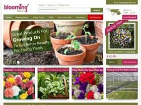 5% Off The whole Store  All the latest free Blooming Direct voucher codes, discount codes, discount vouchers. Valid free March 2014 voucher codes for Blooming Direct