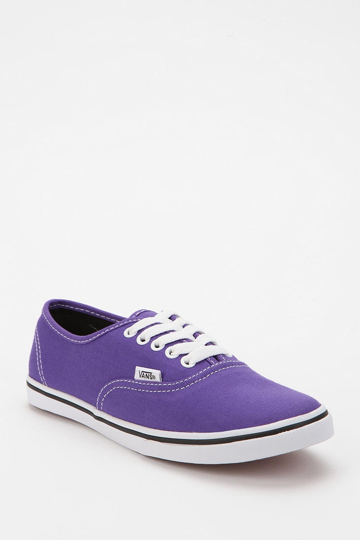 Vans Lo Pro Canvas Sneaker  #UrbanOutfitters