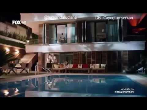 Öyku & Ayaz ** la scena della piscina tagliata nelle puntate turche
