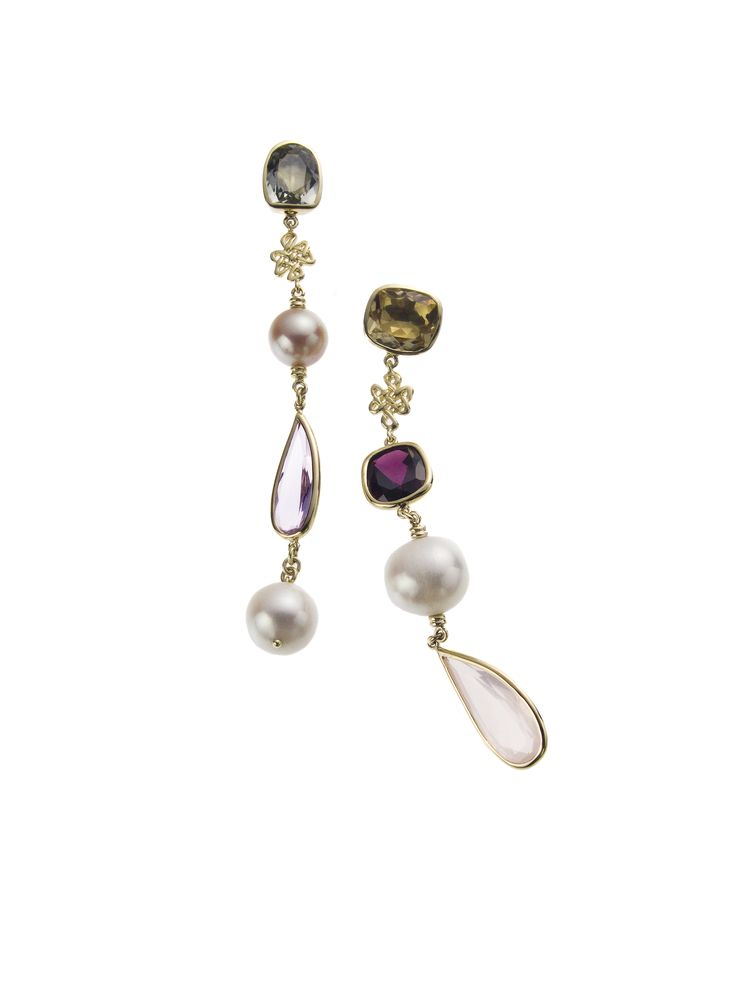 hstern earrings diane furstenberg by h collection temptation 2464