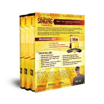 Singing Success Review Nice Product Box http://q120.hubpages.com/hub/singing-success-review