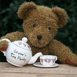 ♥Gracie's tea party