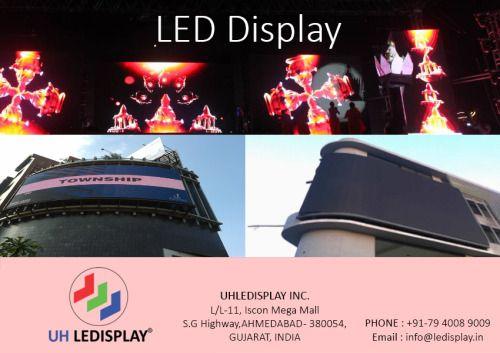 #Display_Advertising | #LED_Display Manufacturers | UHLEDISPLAY INC.