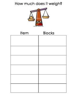 1000+ images about Weights and Measures Using Balance Scales on ...