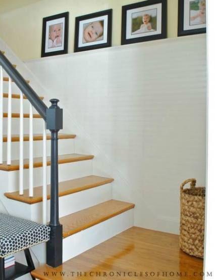 16+ Super Ideas para reforma de escadas papel de parede   – Elements: stairs