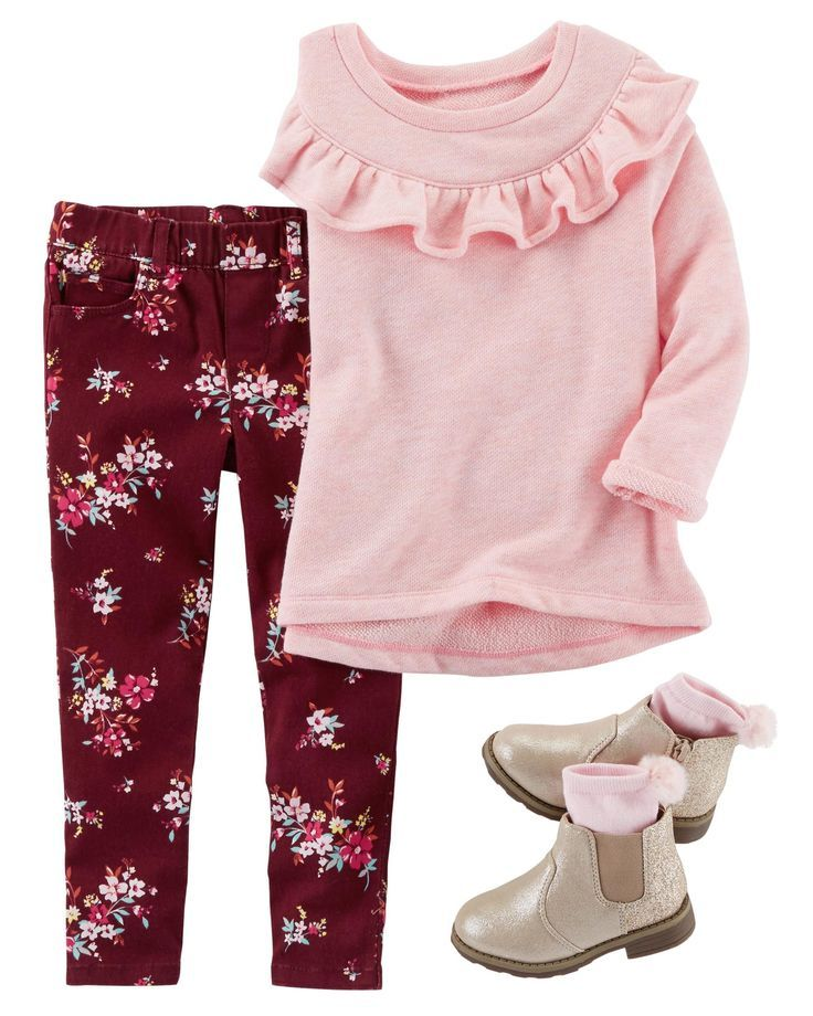 Adorable girls outfit