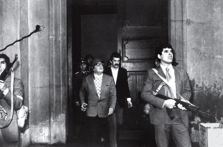 Allende's Last Stand by Luis Orlando Lagos