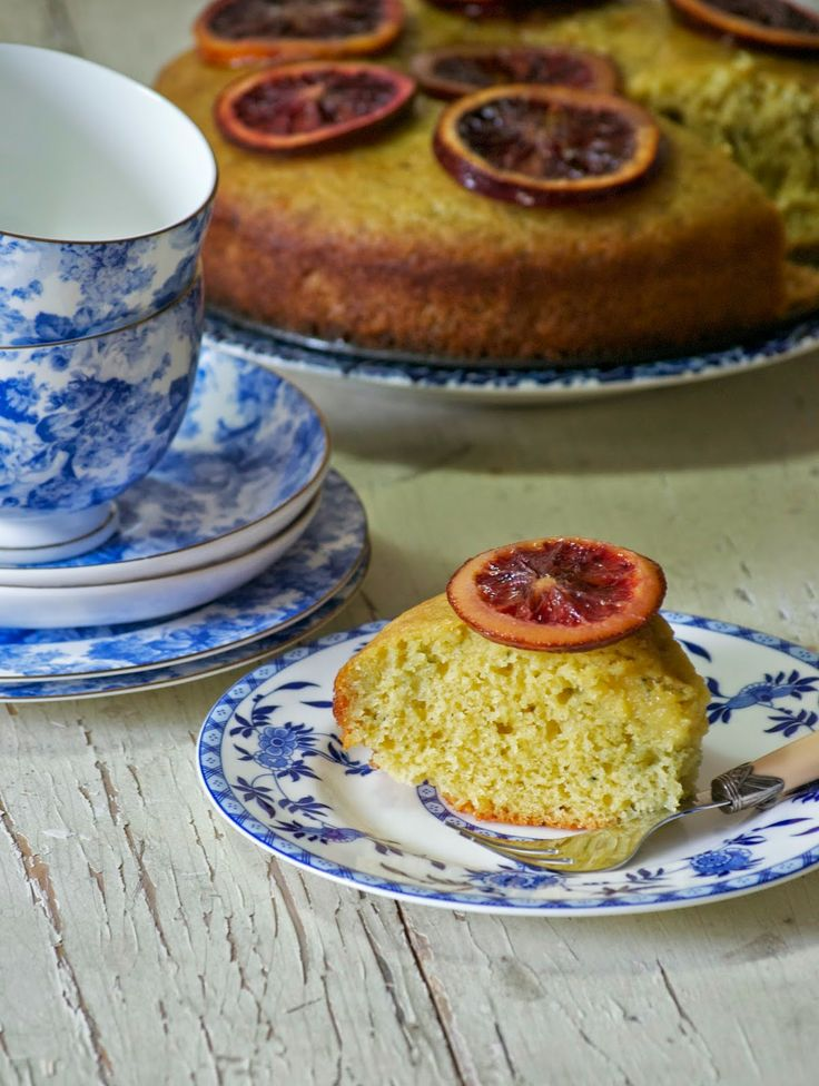 Orange Olive Oil Cake With Candied Walnuts Recipes — Dishmaps