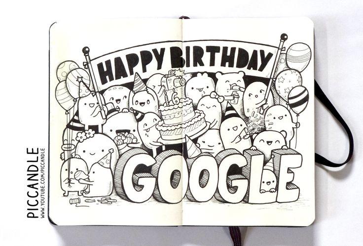 15.Doodle - Happy Birthday Google ! :D | Flickr - Photo Sharing!