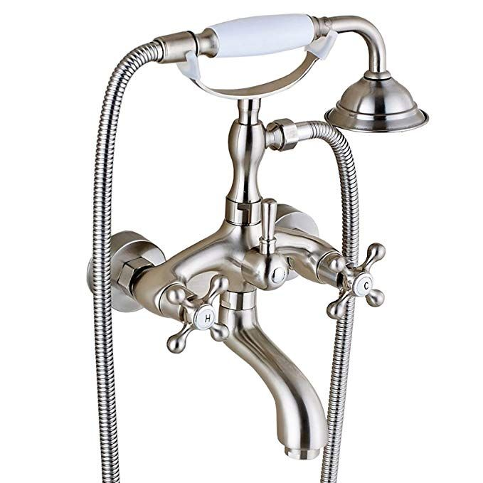 Votamuta Stainless Steel 6-Inch Centers Two Handle ...
