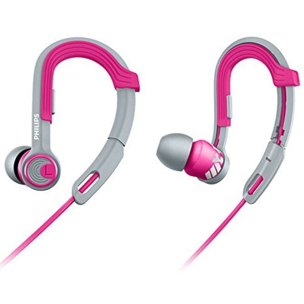 Philips ActionFit Sports SHQ3300PK/00 - Lyserød/Pink
