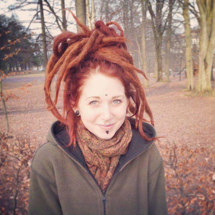 Redhead Dreadlocks 12