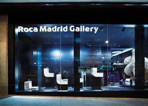 Roca Madrid Gallery