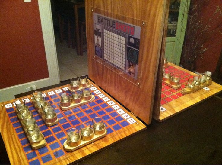 Battle Shots! This looks insanely fun haha