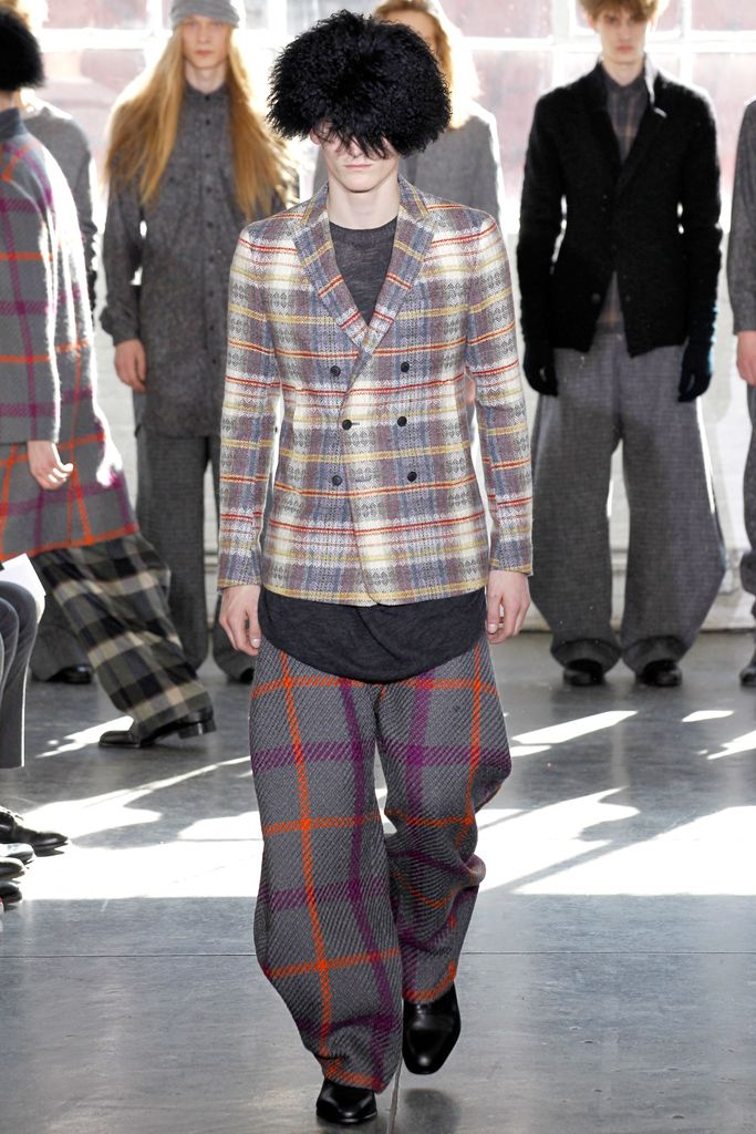 Duckie Brown | Fall 2012 Menswear Collection | Style.com