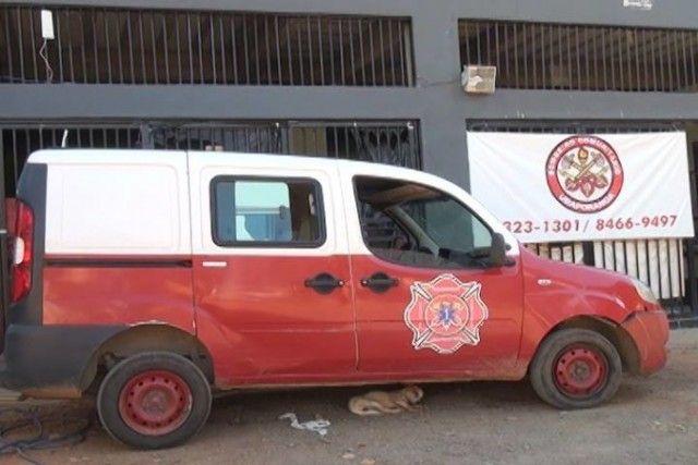 #News  Bombeiros Comunitários de Ubaporanga ficam sem ambulância e interrompem atendimento médico gratuito