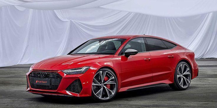 Audi Rs7 Sportback 2020 Debut In Frankfurt Debut Frankfurt