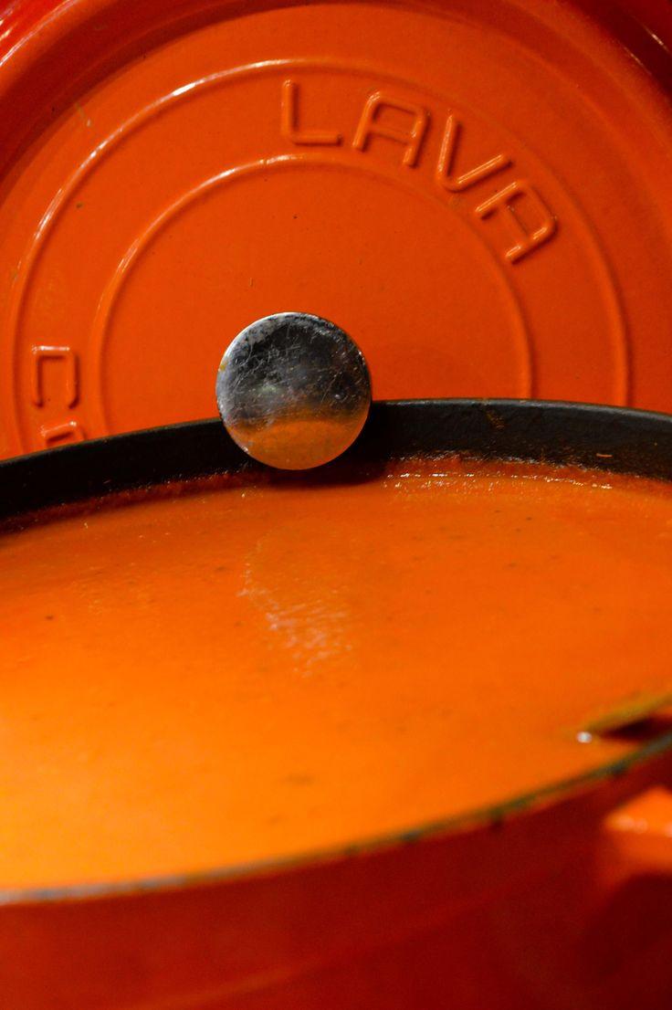 Lekkere pompoensoep: http://www.laplace.com/content/la-place/recepten-van-La-Place/recept-pompoensoep.html #pompoen #soep #oranje #herfst