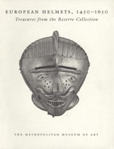 Downloadable catalogues from the Met! For instance, European Helmets, 1450–1650: Treasures from the Reserve Collection