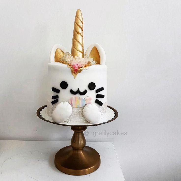 Buy A Cat Birthday Cake