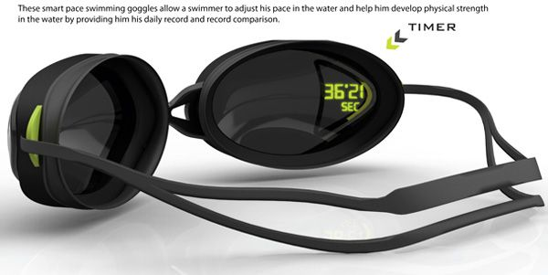 My Pace Goggles « Be Geek
