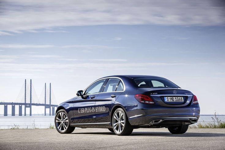 Succes met 7% bijtelling: Mercedes C350 plug-in hybride