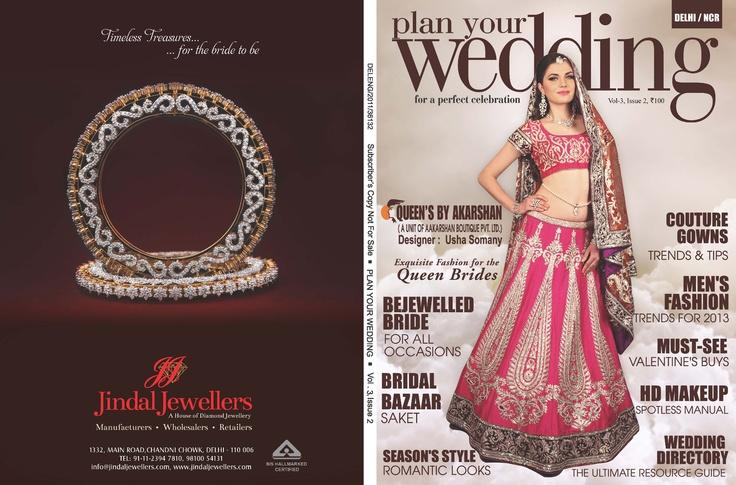 plan your wedding magazine subscription