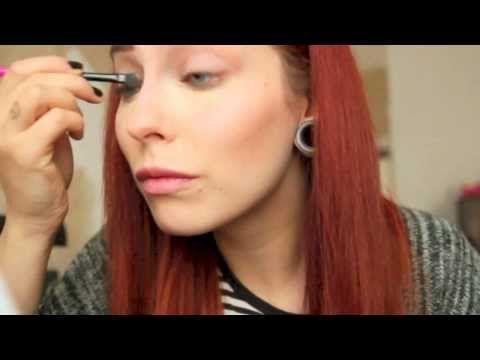 Beautytest: blaue Kontaktlinsen
