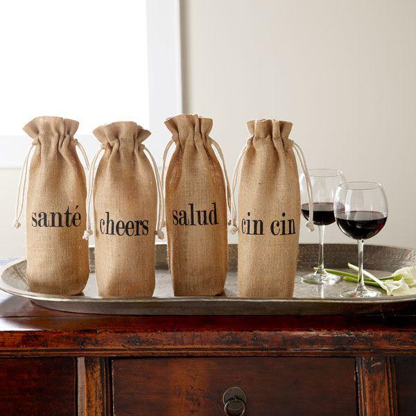 Cheers wine bags