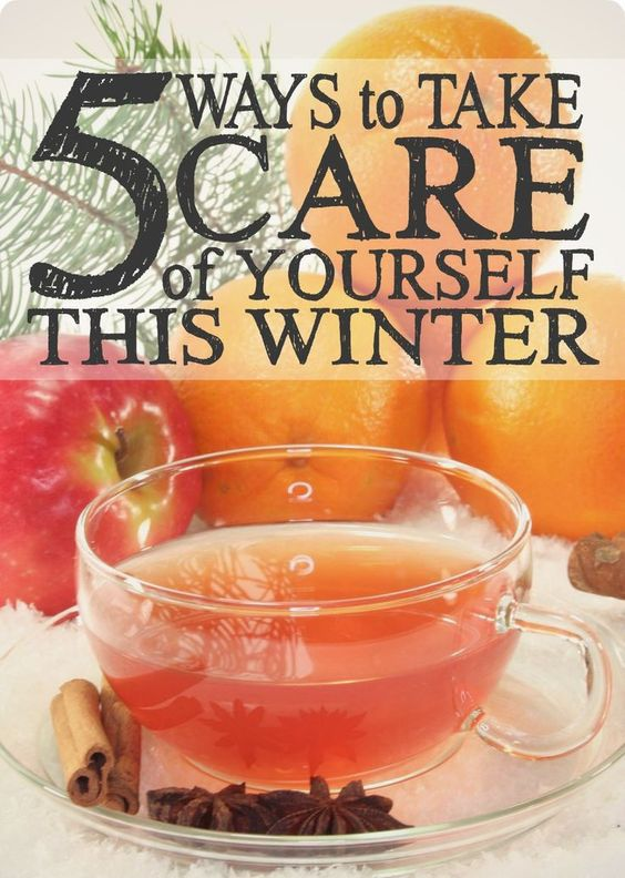 5 WAYS TO TAKE CARE OF YOURSELF THIS WINTER – Medi Idea