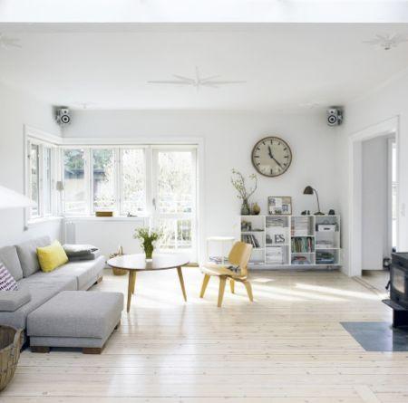 Danish interior.