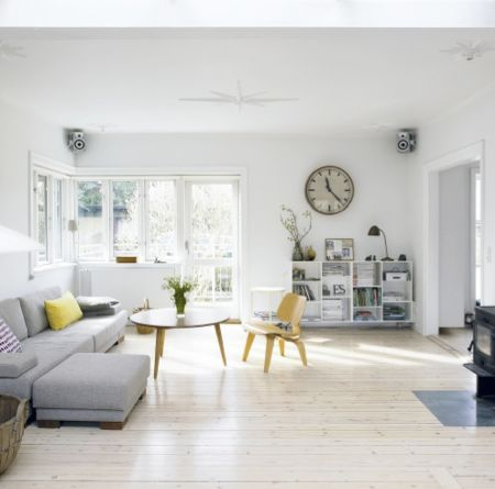 Perfect Danish Interior.