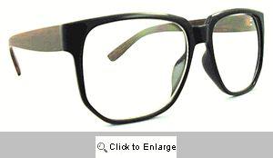 Darcy Wood Grain Glasses - 283WG Mahogany