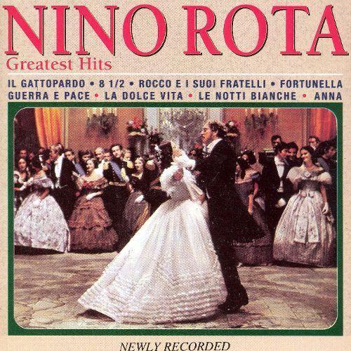 Nino Rota: Greatest Hits [CD]