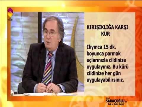 Kırışıklığa Karşı Kür - TRT DİYANET - YouTube
