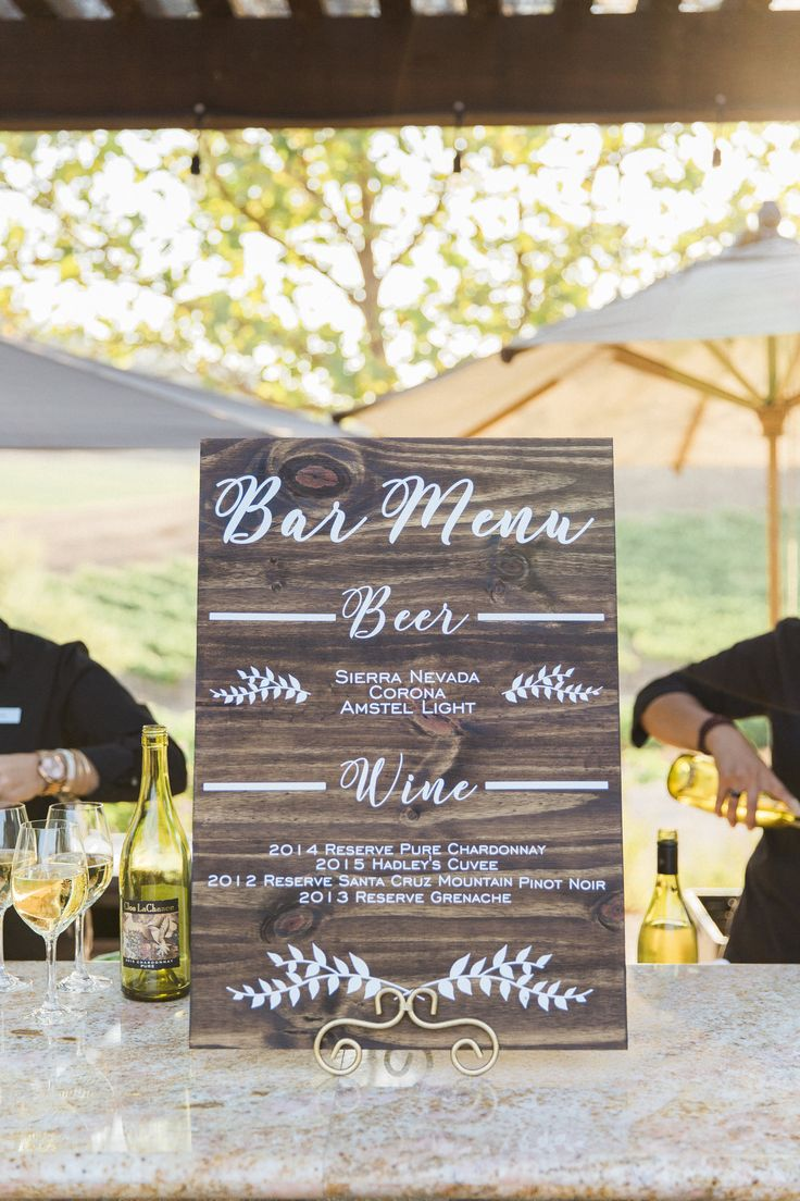 best 25 fall wedding menu ideas on pinterest country wedding