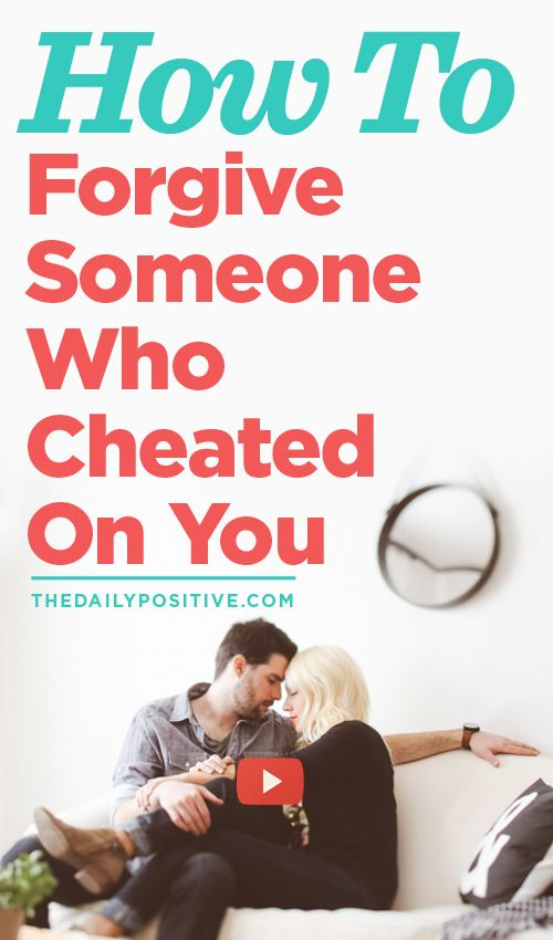 Coping with a cheating husband