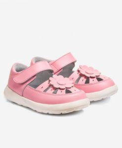 Little Blue Lamb | Hazel | Girls Sandals Stylish girls leather sandals from Little Blue Lamb.