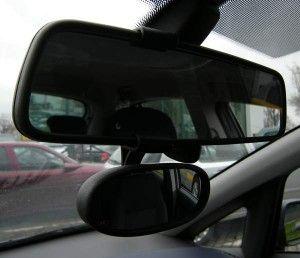Lusterko do auta