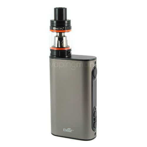 Eleaf iPower Smok TFV8 Baby Tank Kit, Eleaf iPower comes with a long lasting 5000mah built-in battery which is intended to last throughout the day. The Eleaf iPower features a sleek design and smooth finish which is both comfortable to hold and stylishly satisfying. The iPower can fire up to 80 watts. The Variable Temperature Control system supports Nickel, Titanium, and Stainless Steel 316 coils. The Eleaf iPower also features Bypass, Smart and Temperature Coefficient of Resistance (TCR)…