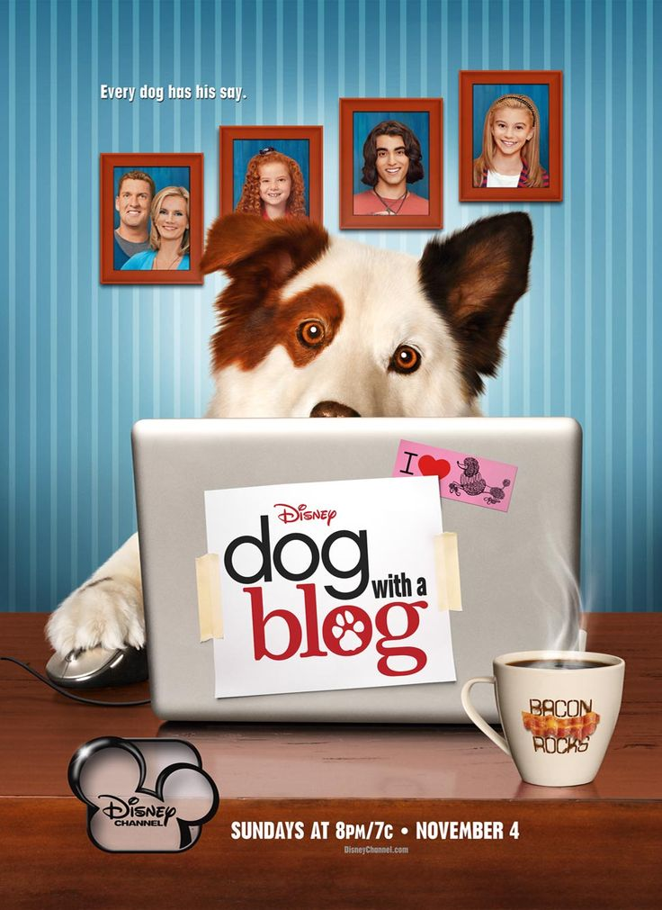 """Stan es un perro que llega a una familia para animar a dos hermanastros que no se llevan tan bien. Pero ambos niños descubren el gran secreto de la nueva incorporación de la familia: el perro puede hablar, y ademas...¡tiene un blog! No te pierdas """"Stan, el perro bloguero"""", por Disney Channel y Disney Channel HD."""