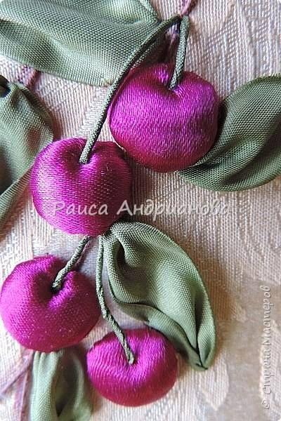 ribbon embroidery diy