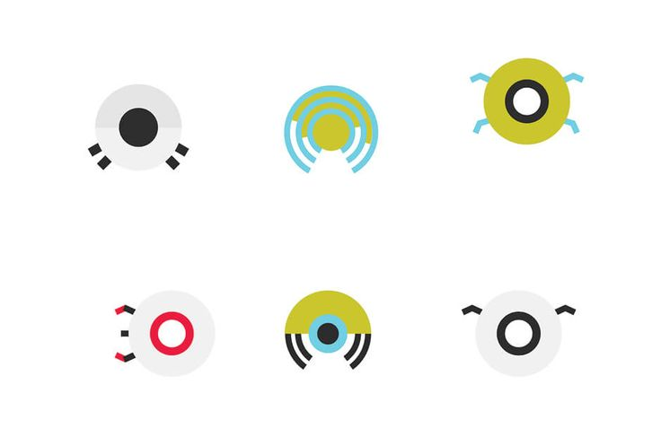 archventil_spiderspool_pictorial_mark (1) - The Spiderspool pictorial mark versions – a spool with spider's legs, by Archventil. - #archventil #spiderspool #brandidentity #visualidentity #3dprinting #filament #logo #brandmark #pictorialmark #spool #circle #yellow #gray #black #blue
