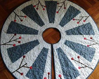 Árbol de Navidad falda camino de mesa de invierno, adorno de la mesa redonda, árbol, especial Navidad, Navidad decoración casera, regalo de Navidad
