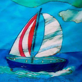 Ship Ahoy with The Silk Maid