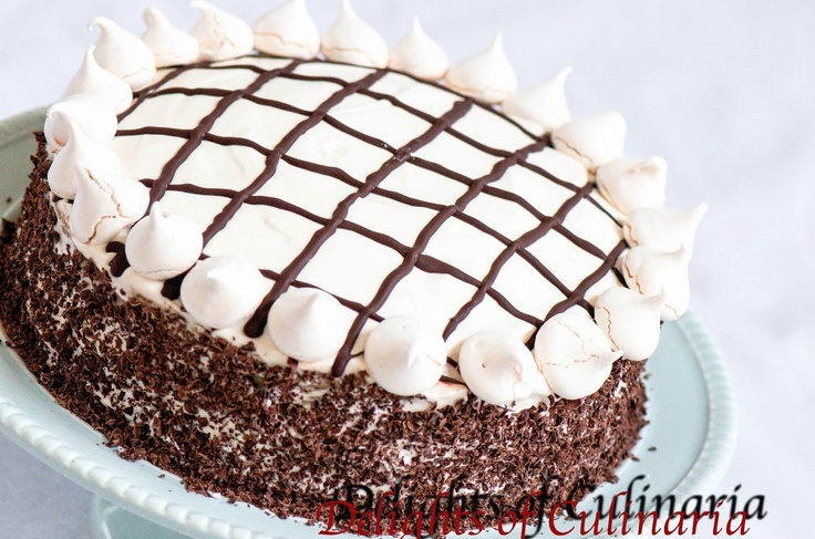 Zebra Cake Recipe Joy Of Baking: Traditional Cakes Images On