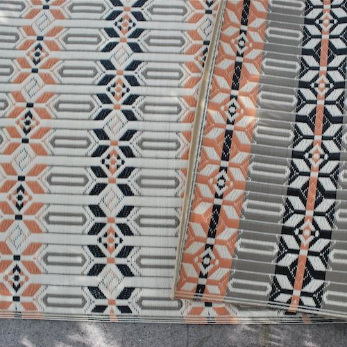 Potted   Indoor Style For Outdoor Living   Outdoor Rug-Moroccan