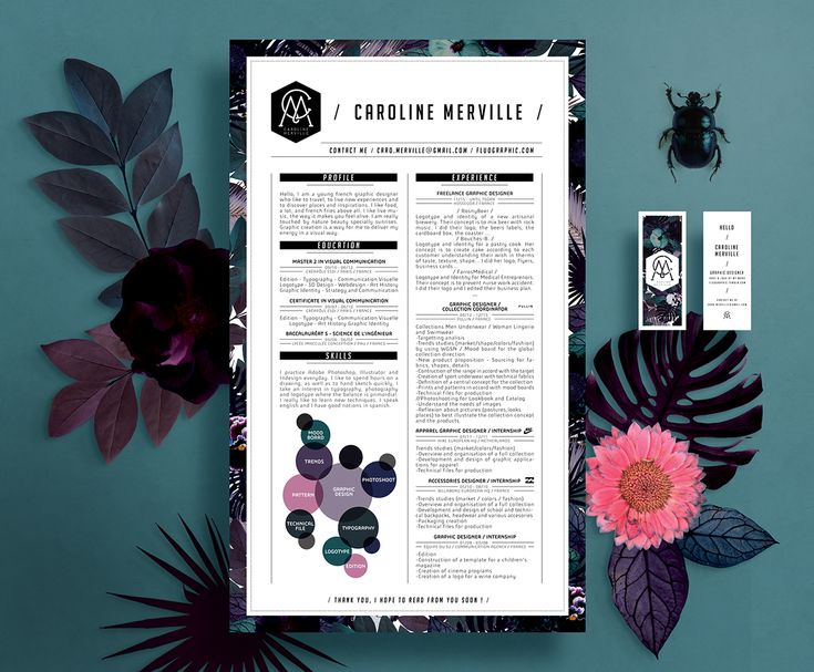 Compact, clean resume design that stands out ... For more resume inspirations click here: https://www.pinterest.com/sheppardaaron/-design-resumes/ Creative Resume Design, Resume Style, Resume Design, Curriculum Vitae, CV, Resume Template, Resumes, Resume Format.